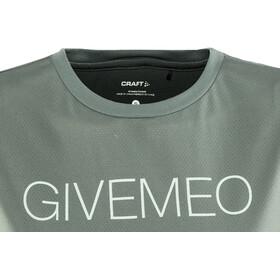 Craft Eaze Logo T-Shirt z siateczką Kobiety, gravity